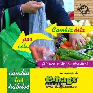 Bolsas Plásticas y Bolsas Ecológicas